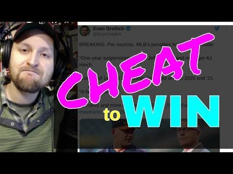 Every MLB Team Should Cheat | Twins Fan Reacts To Astros Scandal and Resulting Punishment