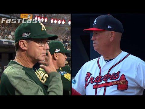 Video: MLB.com FastCast: Melvin, Snitker are MOY - 11/13/18