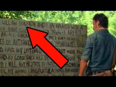 Walking Dead 7x07 - IN-DEPTH ANALYSIS & RECAP (Season 7, Episode 7) - Sing Me A Song (видео)