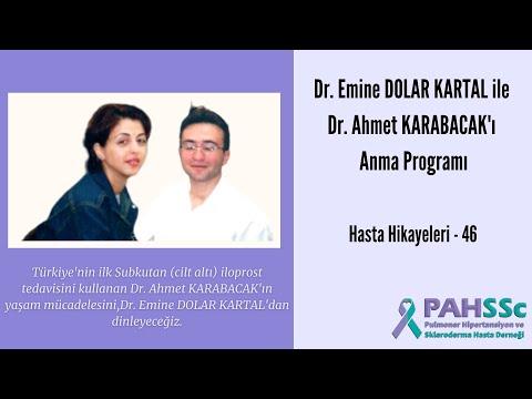 Hasta Hikayeleri - Dr. Ahmet KARABACAK Anma Programı - 46 - 2021.09.07