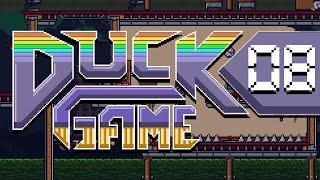 DUCK GAME w/ PokeaimMD, Akamaru & Gator WITH NO STEVE IT'S CLOSE by PokeaimMD