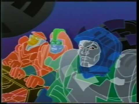 Computer Warriors: The Adventure Begins (1990)