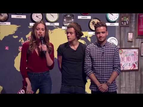 day - Hour 2 from 1D Day with Liam and Harry to celebrate the release of Midnight Memories. Get the album now! http://smarturl.it/MidnightMemoriesG.