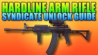 Battlefield Hardline Beta ARM Assault Rifle Unlock Guide | Operator Syndicate Assignment