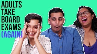 Video Adults Take Their Board Exams (Again) | BuzzFeed India MP3, 3GP, MP4, WEBM, AVI, FLV Oktober 2018