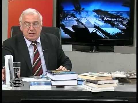 Emisiunea Seniorii Petrolului Românesc – Silviu Neguț – 5 aprilie 2014