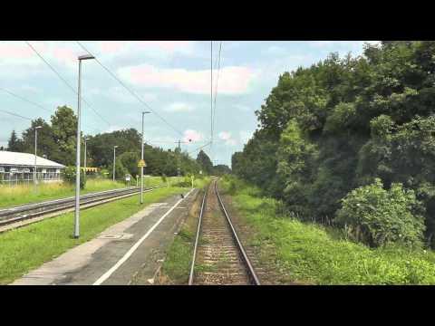 Führerstandsmitfahrt Holzkirchen-Rosenheim