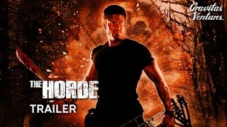 Nonton The Horde - Official Trailer | Paul Logan Action Film Film Subtitle Indonesia Streaming Movie Download