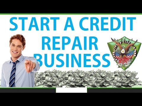 Start A Credit Repair Business In Las Vegas