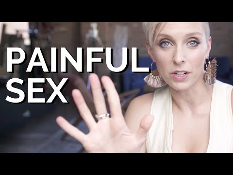 Pain During Intercourse? Simple Fix | Vaginismus, Endometriosis, Dryness | Caitlin V Sex Coach