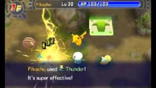 Pokémon Mystery Dungeon Gates To Infinity 3DS Working Game Rom
