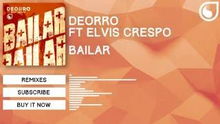 Deorro Ft. Elvis Crespo - Bailar (Official Audio) - YouTube
