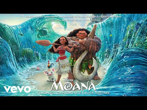 """I Am Moana (Song of the Ancestors) (Ko Au A Moana) (Waiata a Nga tipuna) (From """"Moana""""/..."""