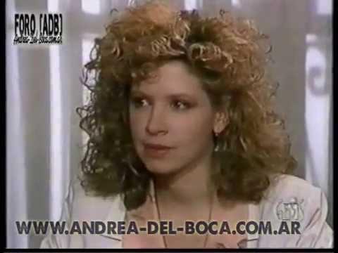 ANDREA DEL BOCA - Quiero gritar que te amo (1990) parte 2