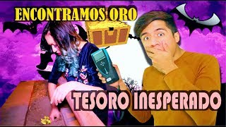 Video TESORO ENCONTRADO con DETECTOR DE METALES *buscamos oro enterrado* MP3, 3GP, MP4, WEBM, AVI, FLV Januari 2018