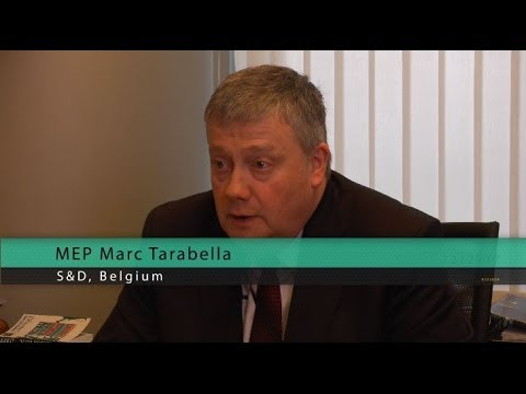 Marc Tarabella MEP on Migrant Entrepreneurship