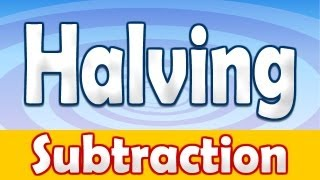 Subtraction Song, Halving Numbers, Math Song