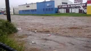 Toowoomba  floods 2011