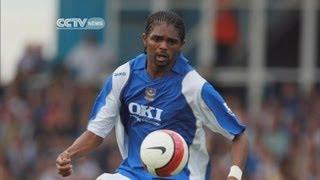 Ein Fußballer mit Herz: Nwankwo Kanu