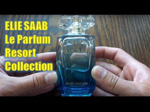 Le parfum resort collection от elie saab снимок