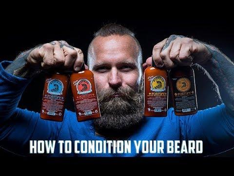 Beard oil - How to Condition Your Beard  Bossman Brands