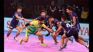 Pro Kabaddi 2018 Highlights | Patna Pirates vs Haryana Steelers | English
