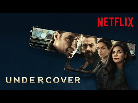 Undercover | Official Trailer [HD] | Netflix