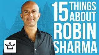 15 Things You Didn't Know About Robin Sharma  SUBSCRIBE to ALUX: https://www.youtube.com/channel/UCNjPtOCvMrKY5eLwr_-7eUg?sub_confirmation=1Rich People Who Gave it All Away: https://www.alux.com/generous-philanthropists-gave-away/Freedom to travel = New Measurement for Success: https://www.alux.com/travel-is-new-success/In this Alux.com video we'll try to answer the following questions:Who is Robin Sharma?Is Robin Sharma rich?How rich is Robin Sharma?How much money does Robin Sharma have?What are the best Robin Sharma books?How old is Robin Sharma?How much money did Robin Sharma make from selling books?What businesses is Robin Sharma running?What is the best Robin Sharma interview?What is the best Robin Sharma documentary?How accurate is Robin Sharma's book?WATCH MORE VIDEOS ON ALUX.COM!Most Expensive Things: https://www.youtube.com/watch?v=Ay0u3dJRZas&list=PLP35LyTOQVIu4tNnitmhUqIjySwUhfOylLuxury Cars: https://www.youtube.com/watch?v=m5GhenZZs1k&index=1&list=PLP35LyTOQVItrVHGzdB9KY-Sbjq4gU-YmBecoming a Billionaire: https://www.youtube.com/watch?v=Skwfwf2SNpw&index=6&list=PLP35LyTOQVIsO8kOTx8-YOgwkGvrPtJ3MWorld's Richest:  https://www.youtube.com/watch?v=rAy_G-1JF74&index=1&list=PLP35LyTOQVIvthSKr0S3JdjWw3qA9foBaInspiring People: https://www.youtube.com/watch?v=lMjO3Gg45pM&list=PLP35LyTOQVItaKCX5o3yaje6_H9D-GuEMTravel the World:https://www.youtube.com/watch?v=-Blsz2JbdgM&t=2s&index=23&list=PLP35LyTOQVIt823Sy_C3-166RLzONbw6WDark Luxury: https://www.youtube.com/watch?v=ch7JWVk8Ldk&index=6&list=PLP35LyTOQVIvQU6lzpW5_lryMmdB6zncUCelebrity Videos: https://www.youtube.com/watch?v=UuhPRVdDli0&list=PLP35LyTOQVIuJuINlyvSU2VvP6pk9zjUkBusinesses & Brands: https://www.youtube.com/watch?v=Xr2YdBz2uWk&list=PLP35LyTOQVIv0fNwEgqmkrDd9d9Nkl7dz-Follow us on INSTAGRAM for amazing visual inspiration:https://www.instagram.com/alux/&Don't miss the latest Luxury News only on Facebook:https://www.facebook.com/ealuxe---Alux.com is the largest community of luxury & fine living enthusiasts in the world. We are the #1 online resource for ranking the most expensive things in the world and frequently refferenced in publications such as Forbes, USAToday, Wikipedia and many more, as the GO-TO destination for luxury content!Our website: https://www.alux.com is the largest social network for people who are passionate about LUXURY! Join today!SUBSCRIBE so you never miss another video: https://goo.gl/KPRQT8--To see how rich is your favorite celebrity go to: https://www.alux.com/networth/--For businesses inquiries we're available at:https://www.alux.com/contact/