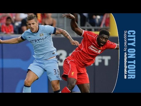 Video: City 2-2 Liverpool | Match Highlights | City On Tour