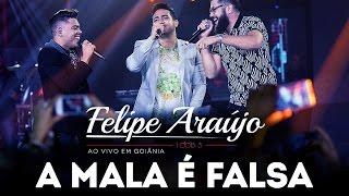"""Essa é a primeira faixa do DVD """"1dois3"""", de Felipe Araújo. Baixe agora! http://smarturl.it/AMalaEFalsa ♫ Conecte-se com Felipe..."""
