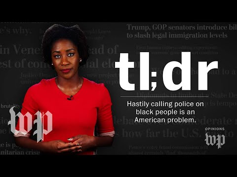 TL;DR: It's not just Starbucks calling the police on black people. All of America is complicit.