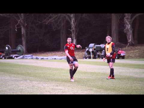 Inside the England camp: Wales week