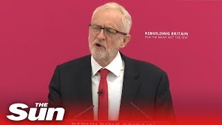 Video Corbyn vows to 'do everything' to stop no-deal Brexit MP3, 3GP, MP4, WEBM, AVI, FLV Agustus 2019