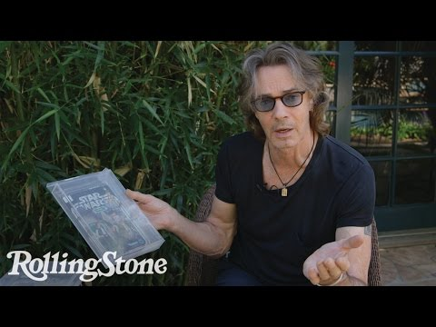 Rick Springfield Proudly Shows Off His Extremely Rare Collection of Star Wars Action