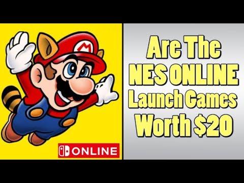 Nintendo Online NES Launch Games Reviewed