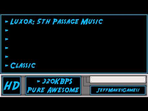Luxor : 5th Passage PC