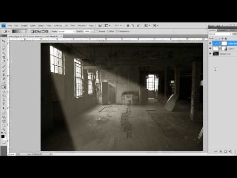 Creating Realistic Sun Rays in Photshop - Video Tutorial