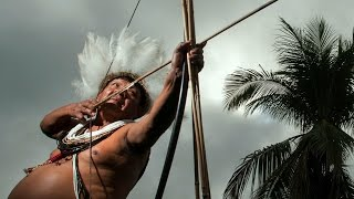 See How This Ancient Tribe Uses Modern Technology To Protect Their Land by Science Channel