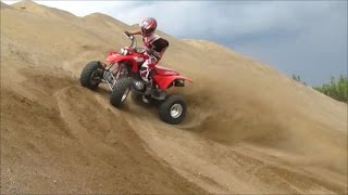 7. ATV Movie Clip - 400EX Sand Pit - Collect Call