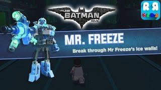 The LEGO Batman Movie Game - New Boss Mr. Freeze