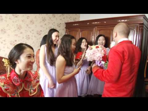American Chinese Wedding (видео)