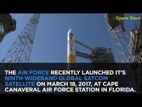 WGS 9 Launch