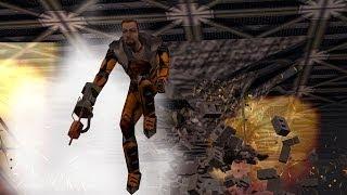 Прохождение Half-Life за 20 минут!