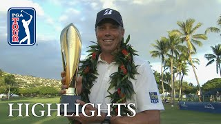 PGA Tour - Resumen Sony Open 2019