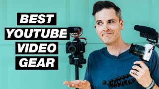 Video Best Camera and Equipment for YouTube Beginners MP3, 3GP, MP4, WEBM, AVI, FLV Desember 2018