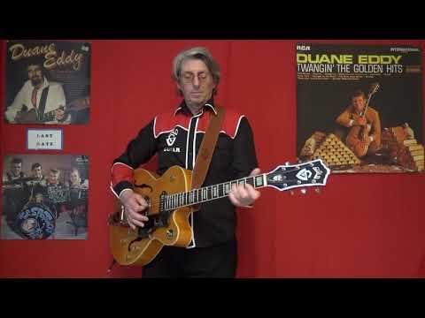 LAST DATE (Duane Eddy - Floyd Cramer) видео