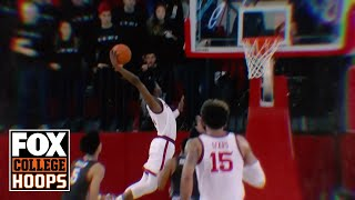 Some of the best throwdowns of the 2019-2020 college basketball season | FOX COLLEGE HOOPS by FOX Sports