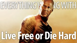 Everything Wrong With Live Free or Die Hard In PG-13 Minutes by Cinema Sins