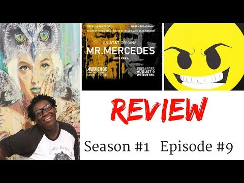 Mr. Mercedes Season 1 Episode 9 Review Recap Reaction