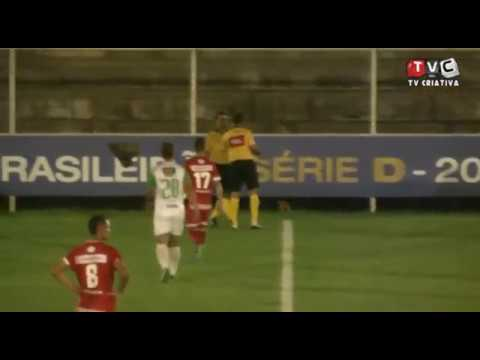 Serie D 2018 Belo Jardim 0x0 América de Natal